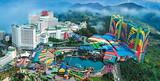 春节去哪玩  青岛到新加坡马来西亚泰国双飞十日游