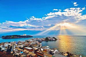 香格里拉景点推荐  青岛到云南昆明大理丽江香格里拉三飞8日游