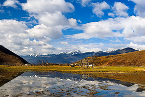 泸沽湖旅游攻略  青岛到云南昆明大理泸沽湖三飞八日游