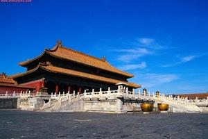 青岛去北京旅游路线 北京双动五日游【超值纯玩】