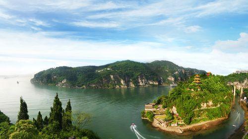 【宜昌】两坝一峡,三峡大坝,三峡大瀑布二日游