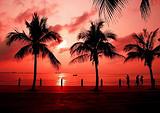 海南旅游-海南香水湾-蜈支洲岛四天标准团