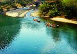 自然文化双遗产武夷山双卧五天