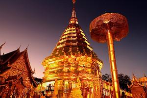 出境旅游,泰国完美六日游(无自费)
