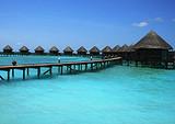 海岛旅游-深圳去马尔代夫椰子岛特价5天团-假日特价旅游