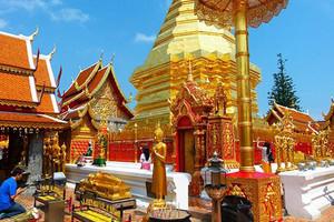 清迈旅游报价 泰国清迈5天悠闲游(全程无购物)