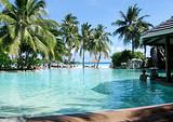 海南香水湾-蜈支洲岛标准五天团-温泉鱼疗-南天生态大观园