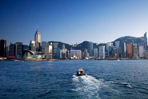 香港天际100观景台 尖沙咀自由活动 纯玩一日游