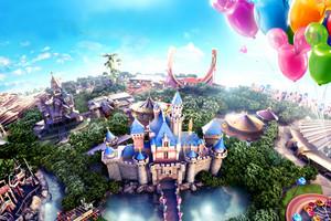 香港旅游观光迪士尼五日游