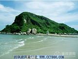 深圳西冲海滩烧烤-情人岛-出海捕鱼-海边露营两天纯玩团