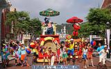 香港海洋公园+迪士尼+澳门大三巴牌坊-妈祖阁品质三日游