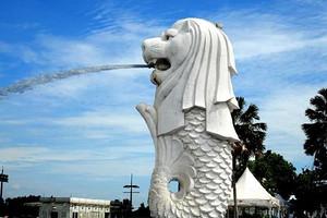 缤纷五日游,去新加坡、马来西亚听美人鱼的故事