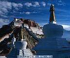 西宁、拉萨、纳木措、日喀则、林芝、青藏铁路三飞单卧八日游