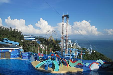 香港海洋公园纯玩一日游 深圳康辉旅行社