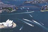 澳洲旅游-大堡礁新西兰北岛十二天全景特价