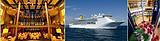 """歌诗达邮轮""""维多利亚号""""香港-日本冲绳6天5晚"""