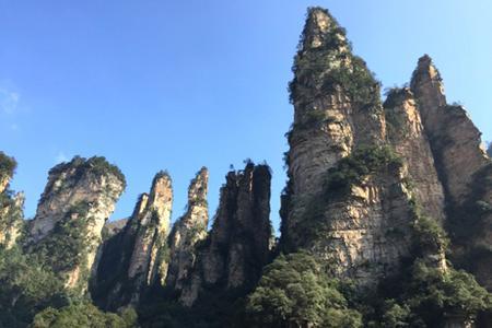 【臻湘行】张家界长沙、森林公园、袁家界、凤凰古城双飞/高6日
