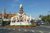 舌尖上的泰国曼谷、芭提雅五晚七天 全程无自费 赠送夜间表演