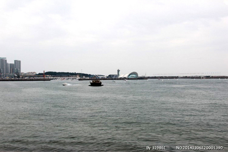 青岛市内一日游(动车往返)