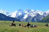【西域希尔顿】乌鲁木齐、天池、吐鲁番、喀纳斯湖、五彩滩8日游