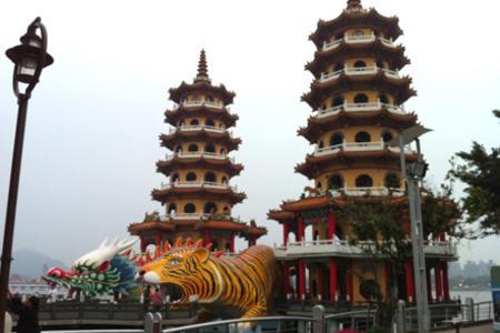 台湾欢享精致豪华八日游 台北往返
