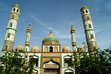 新甘青 天池吐鲁番、敦煌嘉峪关、青海湖塔尔寺飞去卧回10日