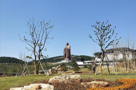 【曲阜尼山圣境、尼山孔庙一日游】孔子诞生地、全球儒学体验中心