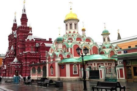 【璀璨双都】莫斯科+圣彼得堡+金环小镇+皇家庄园三飞八日游