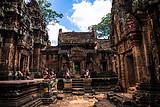 [柬多识广]柬埔寨 金边+吴哥纯净之旅六日游