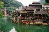 泰安到张家界、凤凰古城、九天洞、茅岩河船游大峡谷高铁六日游