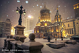 泰安到东北旅游哈尔滨、镜泊湖、长白山天池双卧七日游纯玩无自费