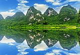 泰安到桂林旅游特价 桂林象鼻山 漓江 日月双塔阳朔双飞五日游