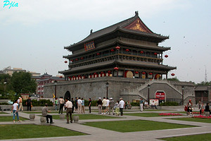 泰安跟团去陕西旅游 |西安兵马俑法门寺延安壶口瀑布双飞六日游