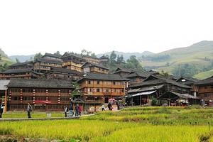泰安到桂林、阳朔、古东瀑布、银子岩、世外桃源、蝴蝶泉双飞5天