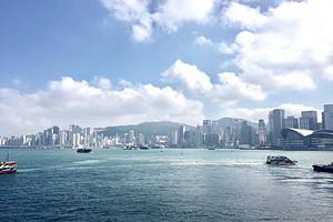 泰安香港一地半自由行 印象香港半自由行直飞五游