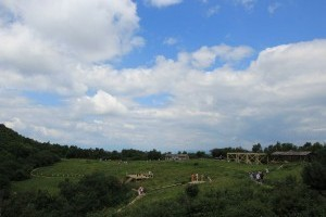 石家庄旅行社推荐野三坡百里峡、十渡两日游