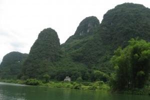 桂林、《山水间》、大漓江、阳朔 双飞五日游