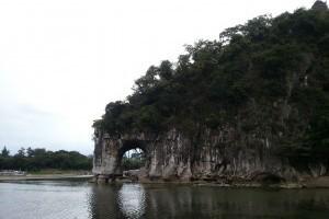 桂林訾洲象山、古东瀑布、兴坪渔村、印象刘三姐、银子岩双飞五日