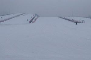 保定满城神湖四季园滑雪场滑雪一日游
