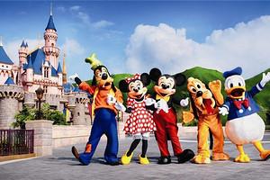 【梦幻迪士尼】迪士尼2日进园+上海市内纯玩双飞四日游