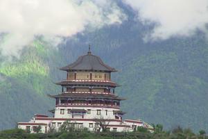 <藏地密码>石家庄到西藏全景纯玩双卧12日游