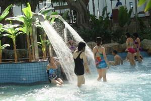 柏坡温泉一日游