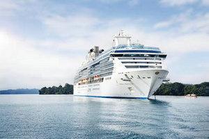 皇冠公主号东南加勒比海深度全览16天豪华邮轮旅游
