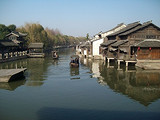 青岛到上海大巴游:上海城隍庙 外滩 苏州定园 水乡周庄4日游