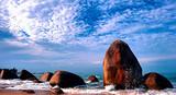 三亚网红景点 青岛到三亚天涯海角 玫瑰谷双飞5日游