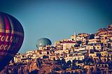 土耳其热气球 青岛到土耳其迪拜连线双飞13日游
