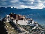 西藏旅游攻略  青岛到西藏拉萨 雅鲁藏布江大峡谷四飞七日游
