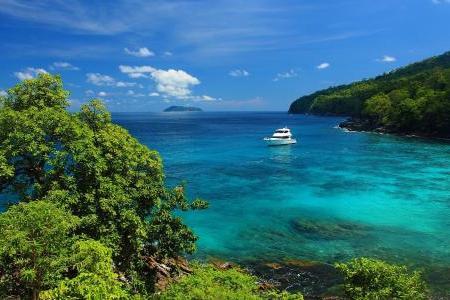 蜜月旅行海岛推荐 青岛到美娜多双飞6日游