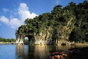桂林旅游景点推荐  青岛到桂林银子岩 古东瀑布 漓江双飞六日