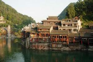 贵州旅游景点排名 青岛到贵州大小七孔 青岩古镇 黄果树双飞5
